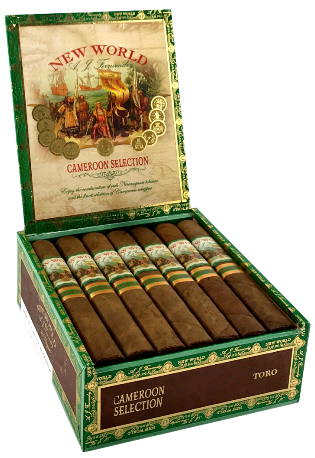 Cameroon Doble Robusto